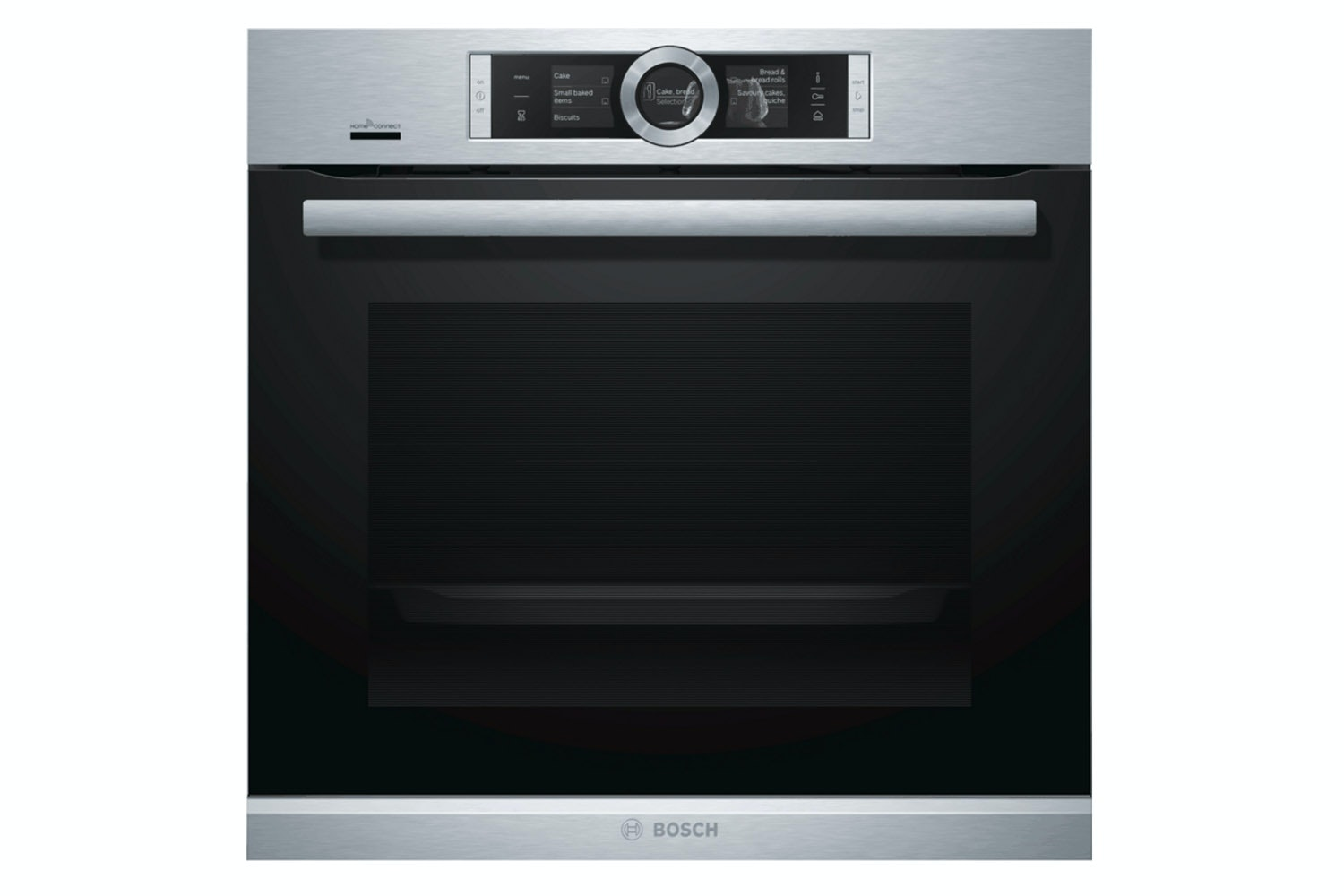 Bosch Series 8 Built In Single Oven | HRG6769S6B