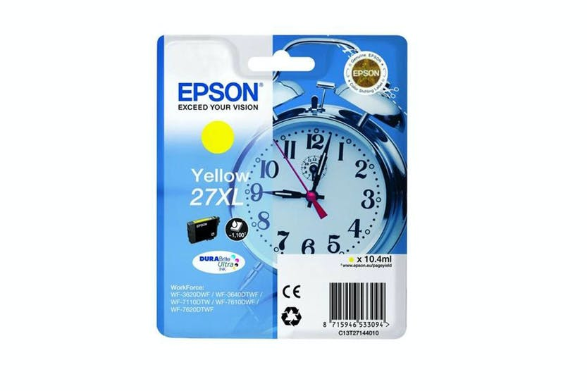 Epson C13 27XL Yellow Ink