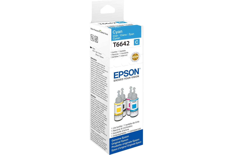 Epson C13 Cyan Ink | T664240