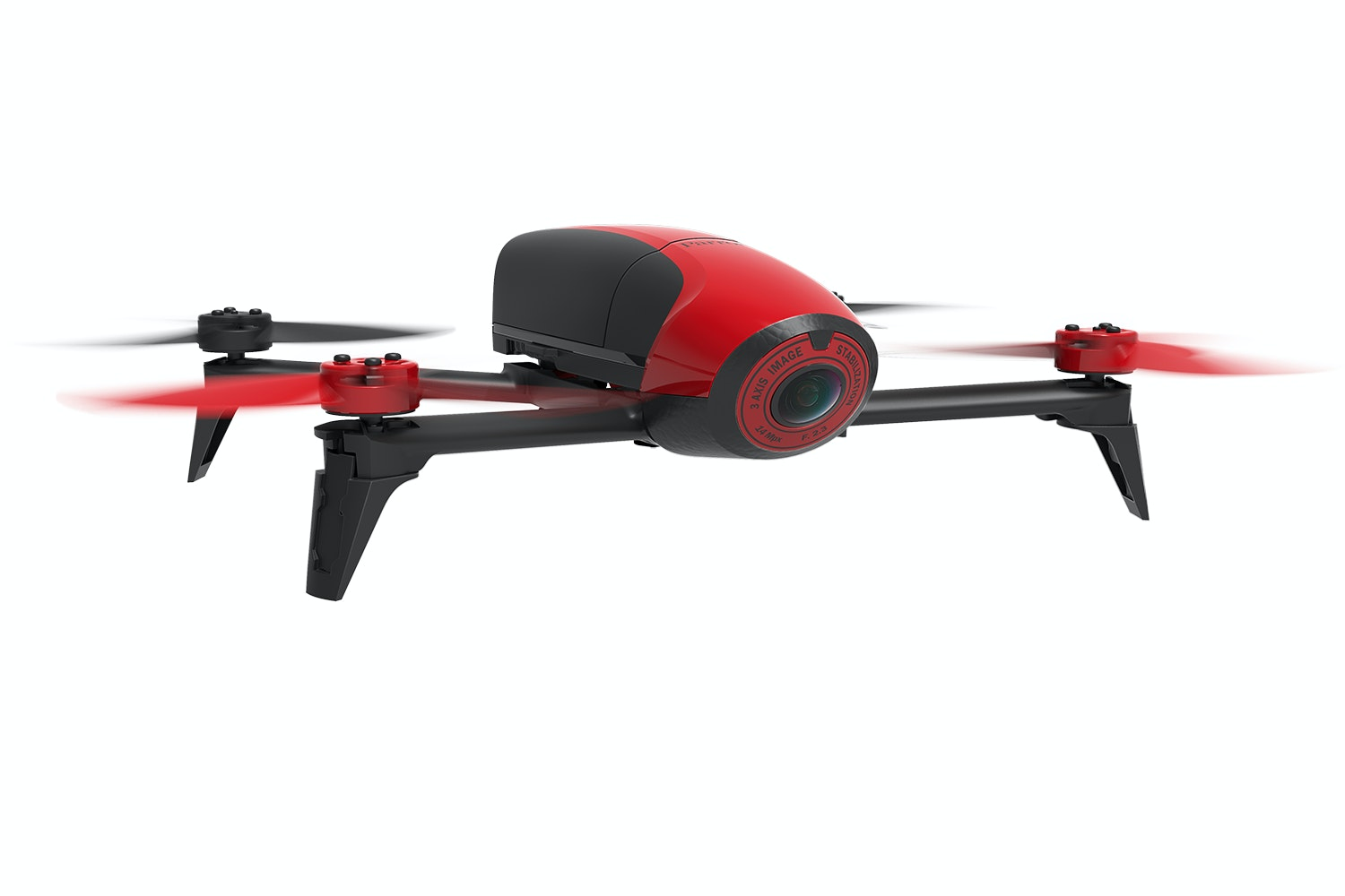 Parrot Bebop 2 with Skycontroller | Red