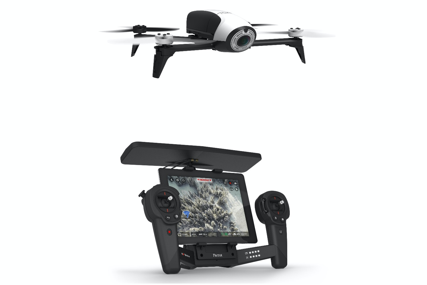 Parrot Bebop 2 with Skycontroller | White