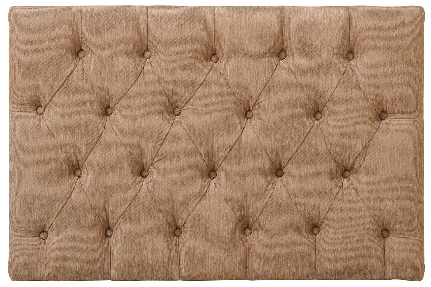 Marley Fabric Headboard | 3'