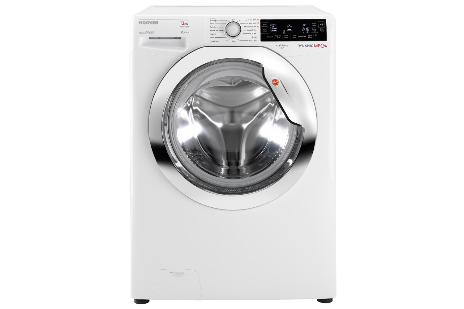 Hoover 13kg Washing Machine | DMP413AIW3