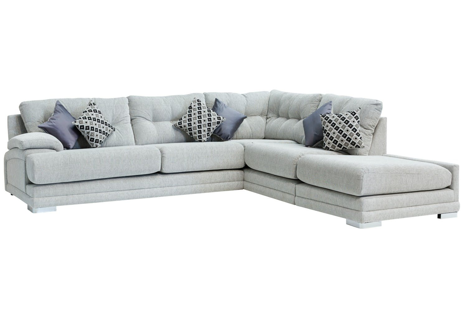 Phoebe corner sofa ireland for Corner loveseats