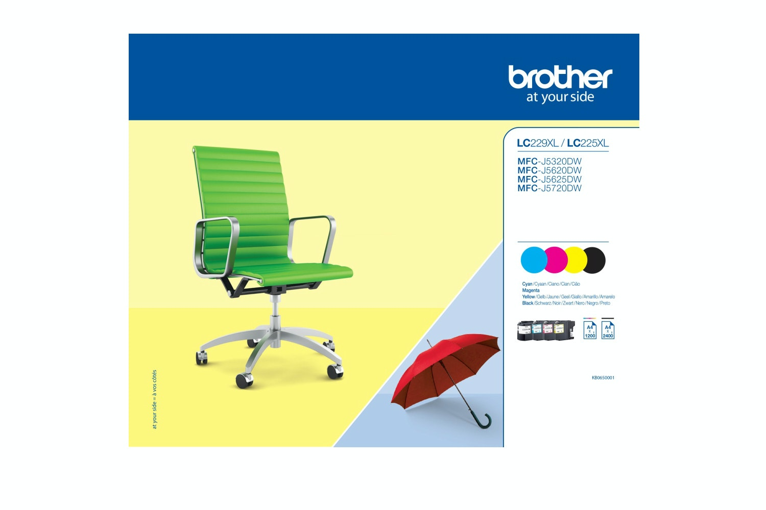 Brother LC229XLVALBP-4PK-SHY