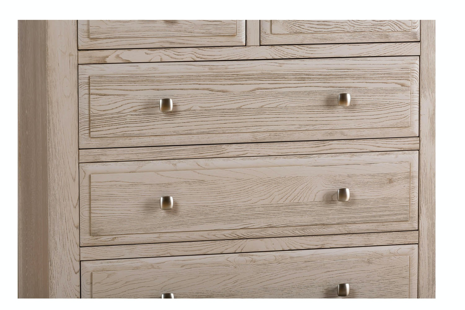 Lancaster 2+4 Drawer Chest | Aged Grey