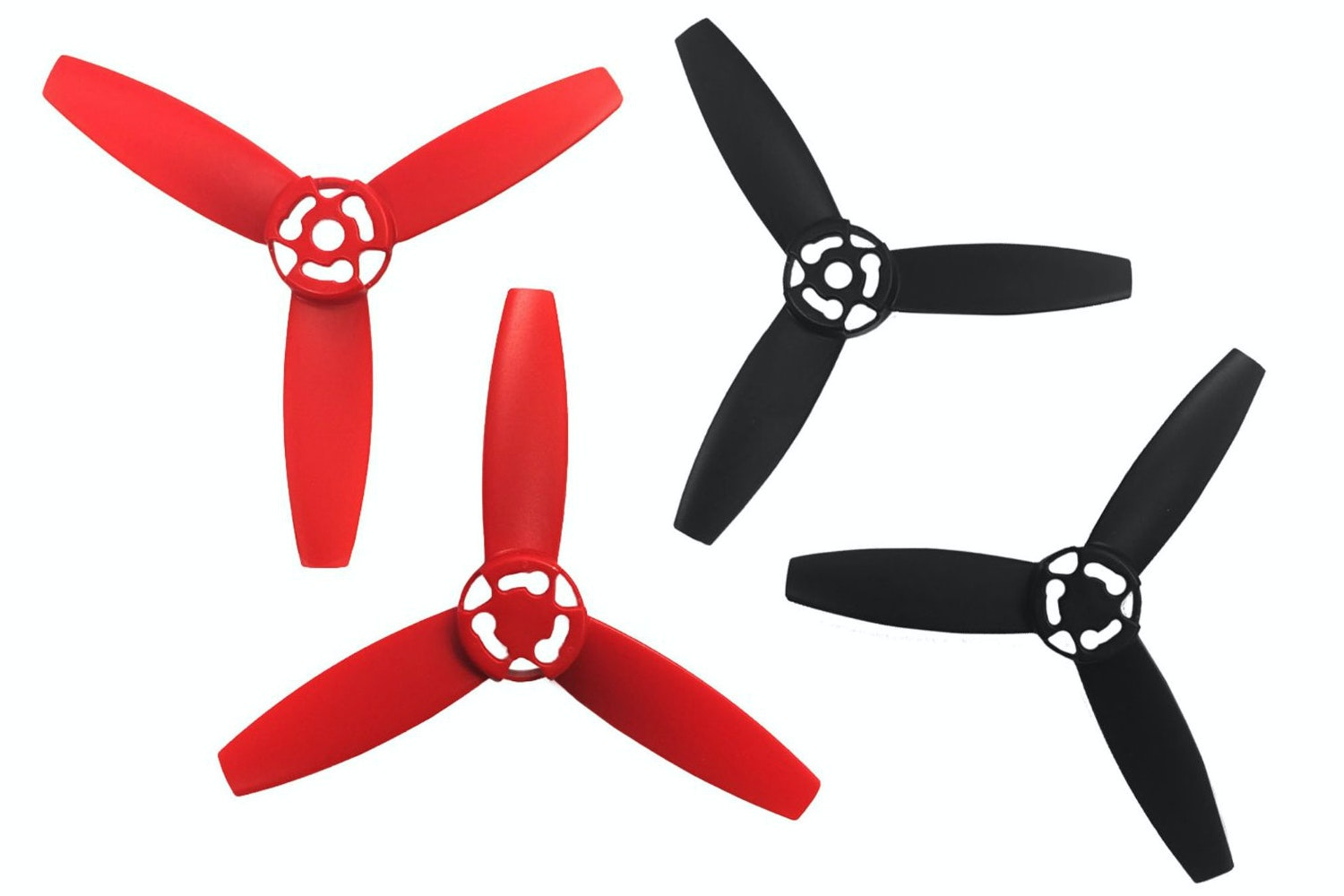 Parrot Bebop 2 Propellors | Red