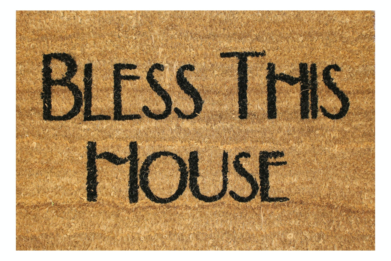 Bless This House Doormat
