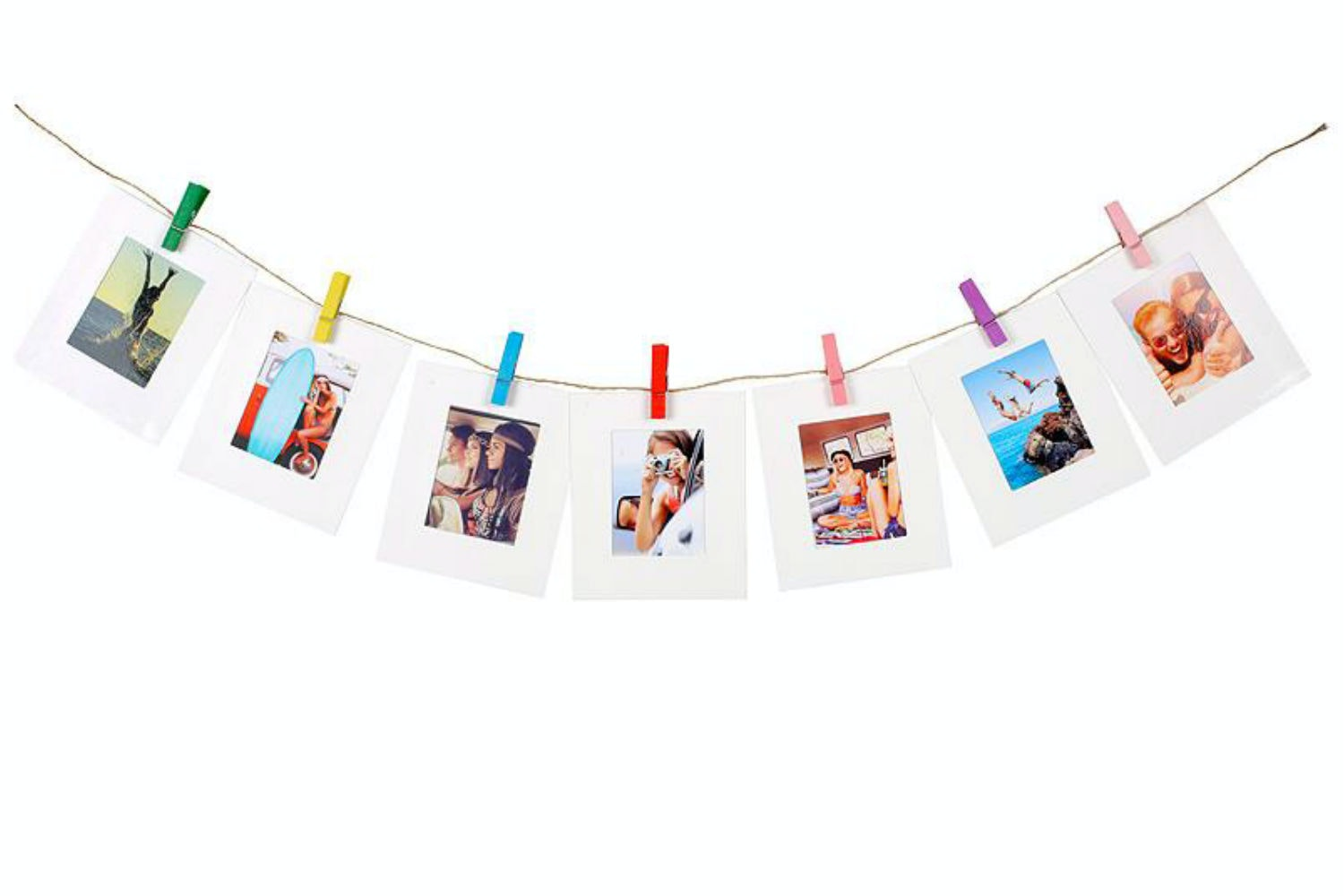 Fujifilm Instax | Mini String With Pegs