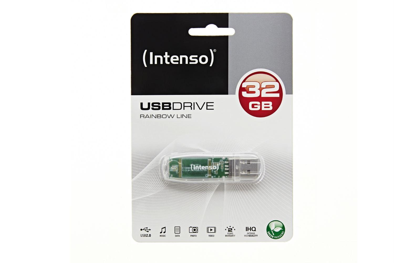 Intenso 32GB USB 2.0 Drive