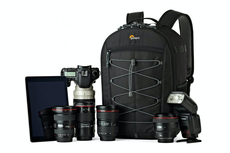 LowePro Photo Classic BP 300 AW | Black