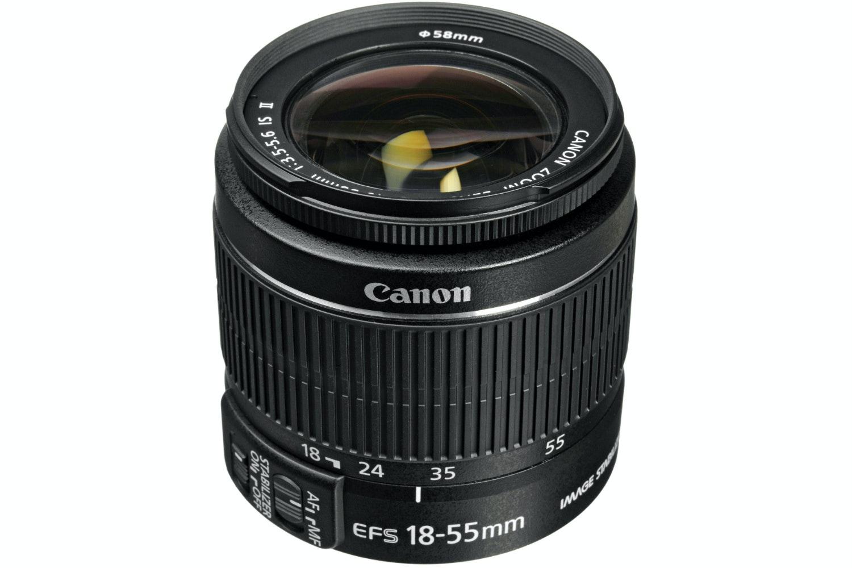 Canon EOS 1300D & 18-55mm IS Lens