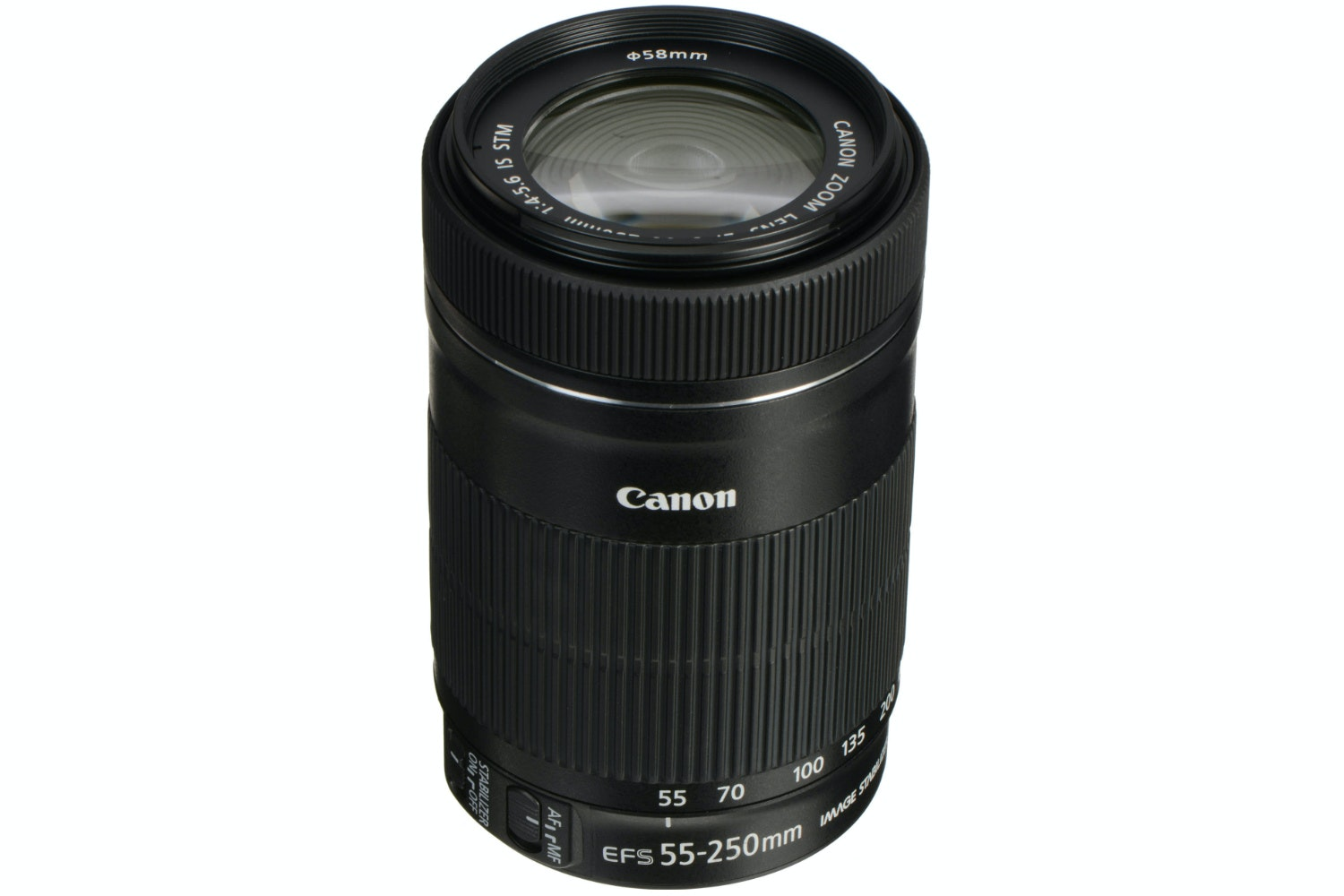 Canon EF-S 55-250 mm f/4-5.6 IS STM Lens