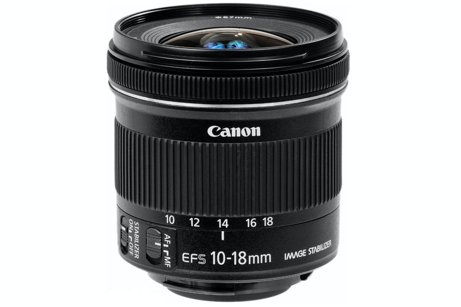 Canon EF-S 10-18mm IS STM Lens