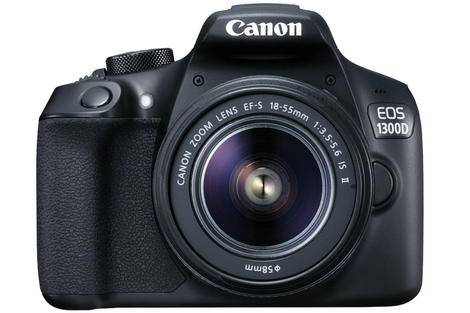 Canon EOS 1300D & 18-55mm IS Lens
