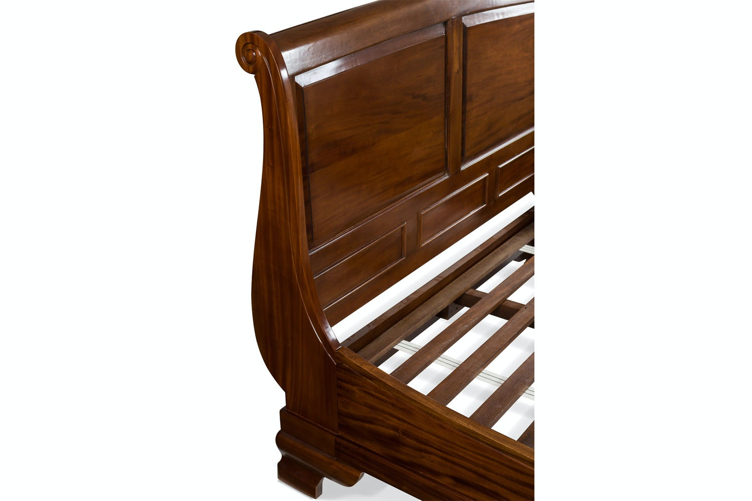 Heritage Mahogany King Bed Frame | 5ft