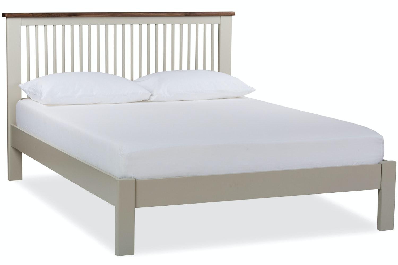 Kent King Round Slat Bed Frame   5ft