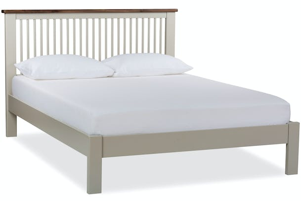 Kent Round Slat Bed Frame | King | 5ft