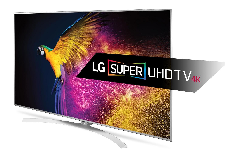 """LG 55"""" UHD  TV  55UH770V"""
