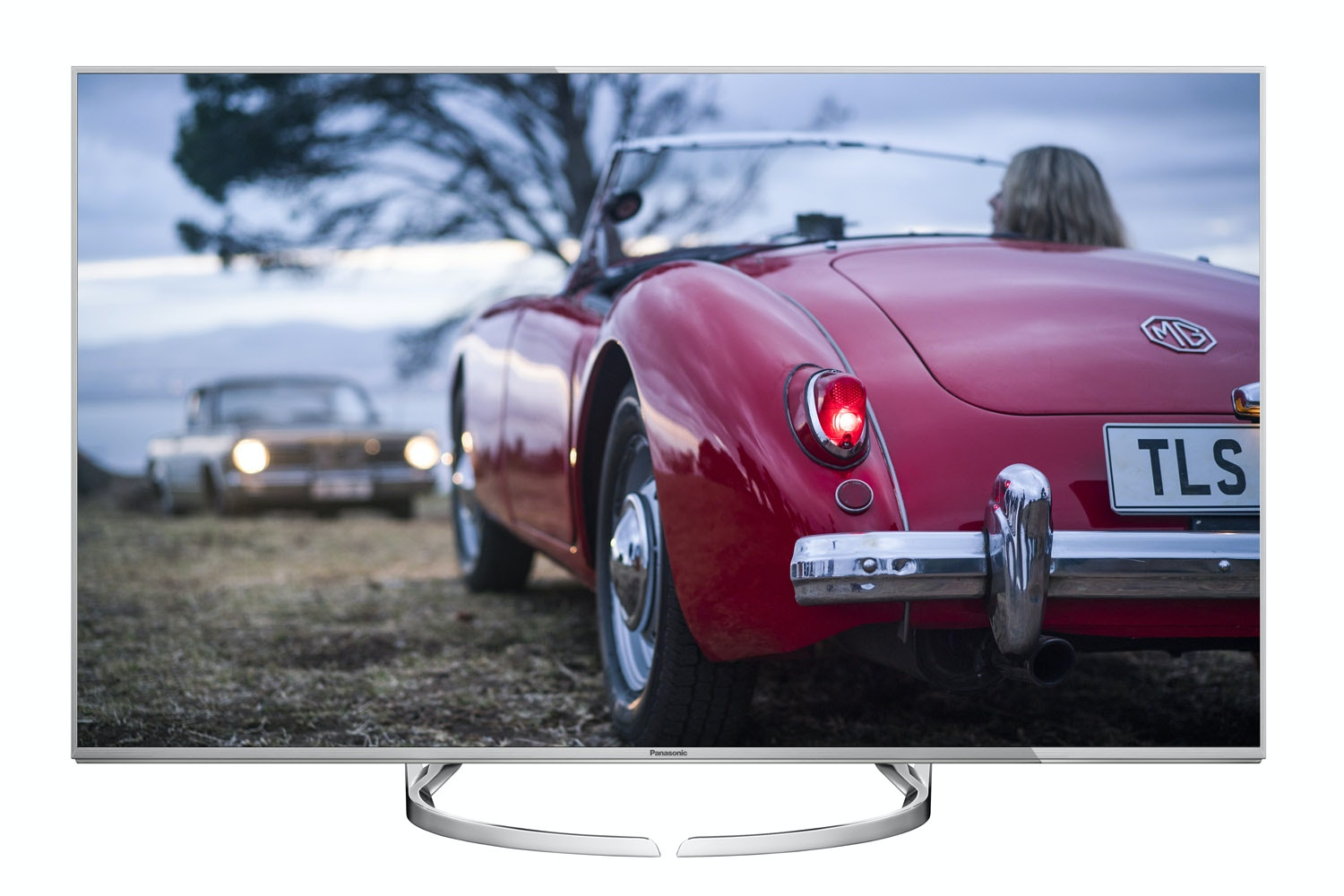 "Panasonic 58"" LED 4K TV 