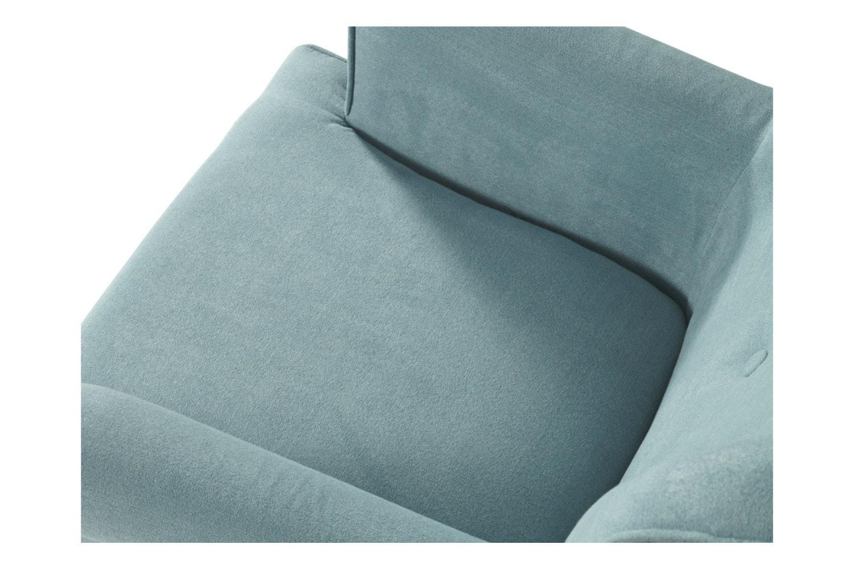 Arianna Bedroom Armchair | Duck Egg