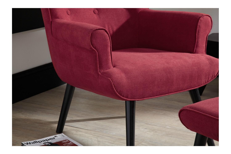Arianna Bedroom Armchair | Green