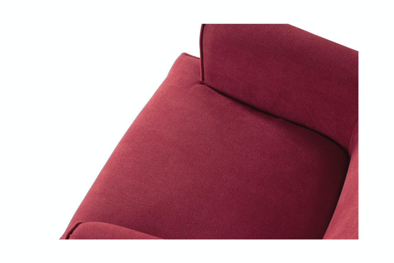 Arianna Bedroom Armchair | Red