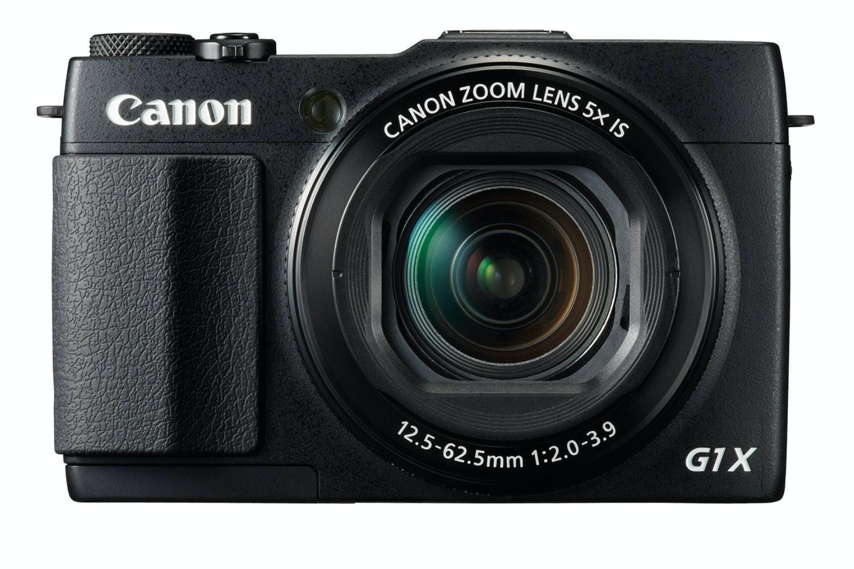 Canon PowerShot G1X MK II Digital Camera | Black