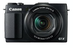Canon PowerShot G1X MK II Digital Camera | Black