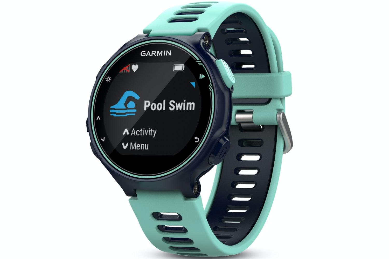 Garmin Forerunner 735 XT GPS Running Watch | Midnight Blue
