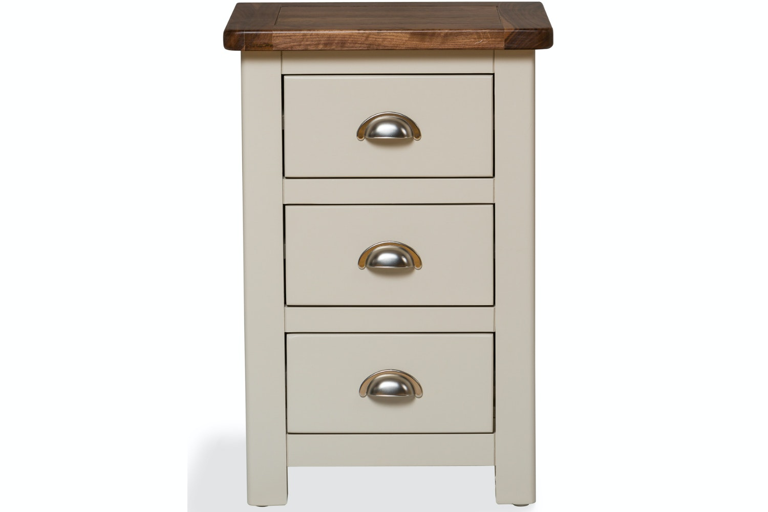 Kent 3 Drawer Bedside Locker