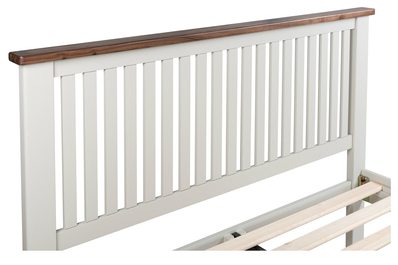 Kent Double Flat Slat Bed Frame | 4ft6