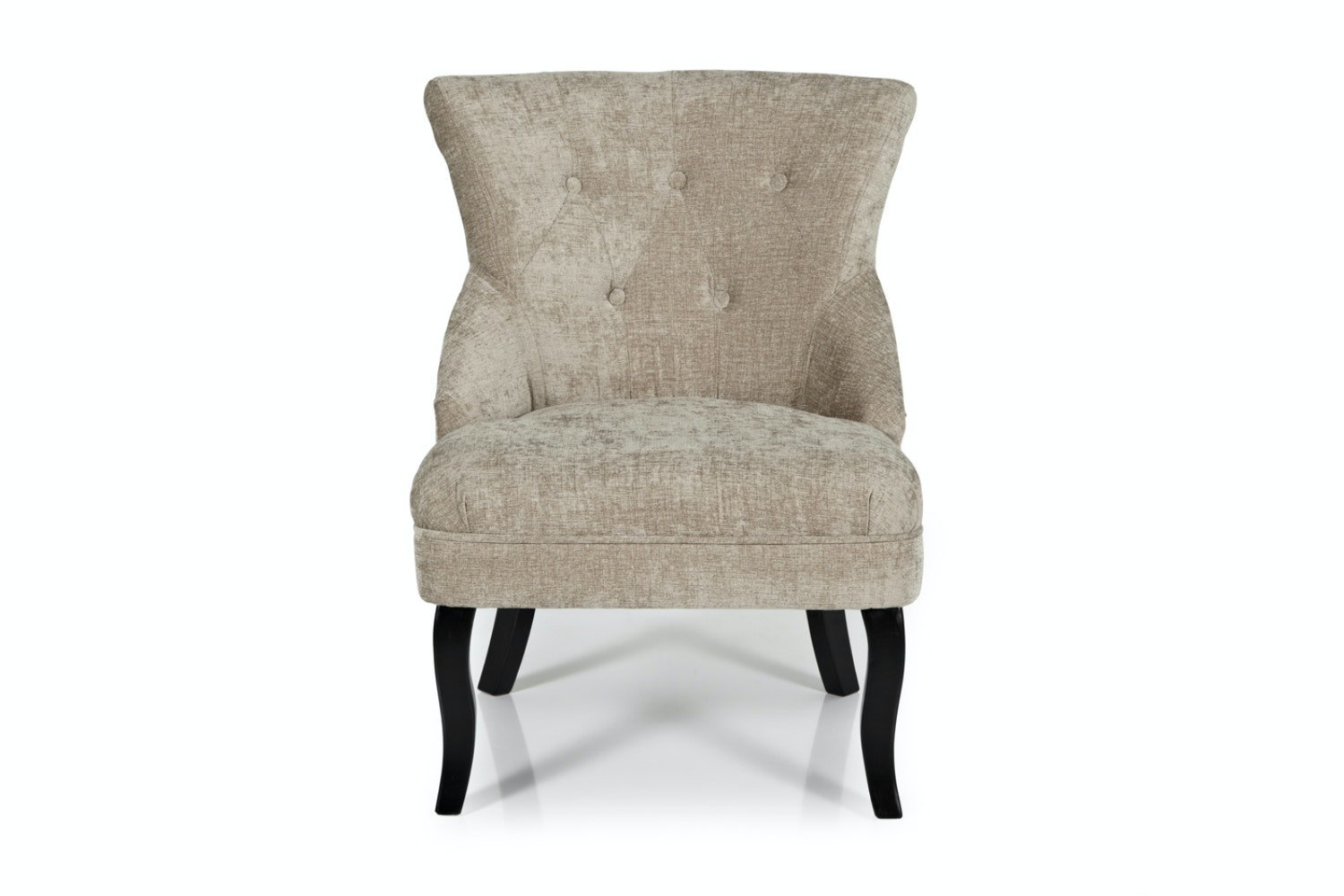 Merrion Bedroom Armchair | Mink