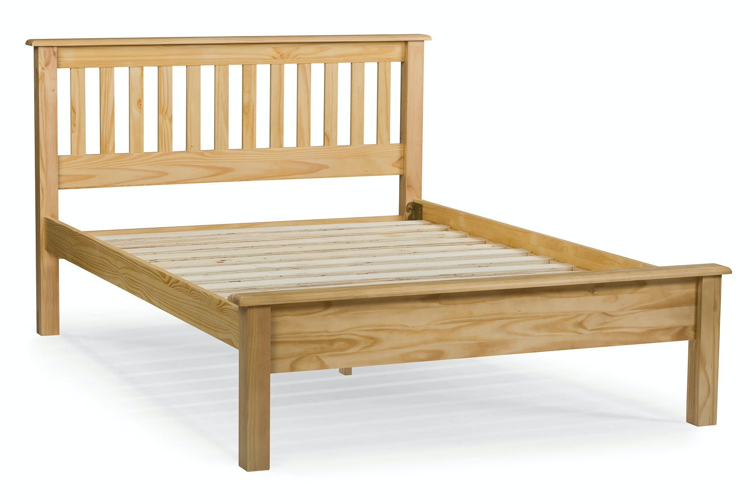 shaker small double bed frame 4ft - Double Bed Frame