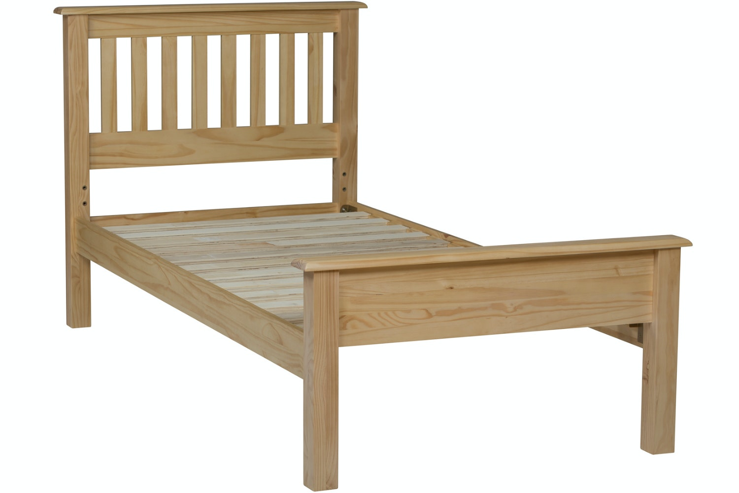 Shaker Single Bed Frame | 3ft