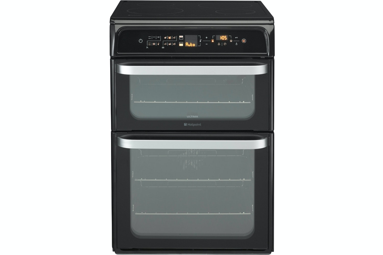 Hotpoint 60cm Electric Cooker | HUI62TK