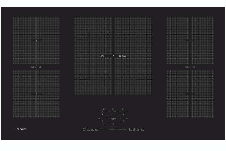 Hotpoint 90cm Induction Hob | CIF952BXLDB