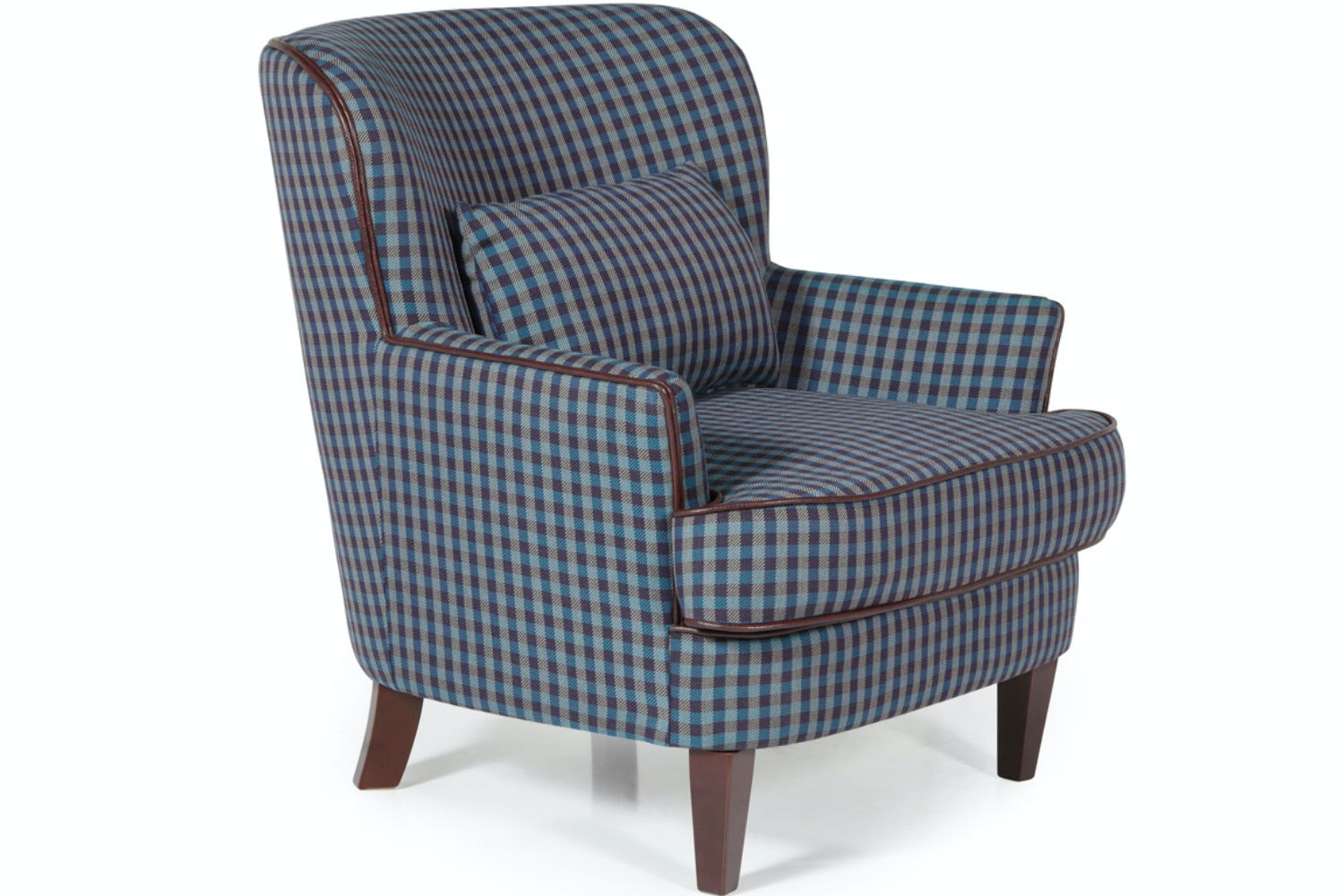 Trafalgar Bedroom Chair Blue