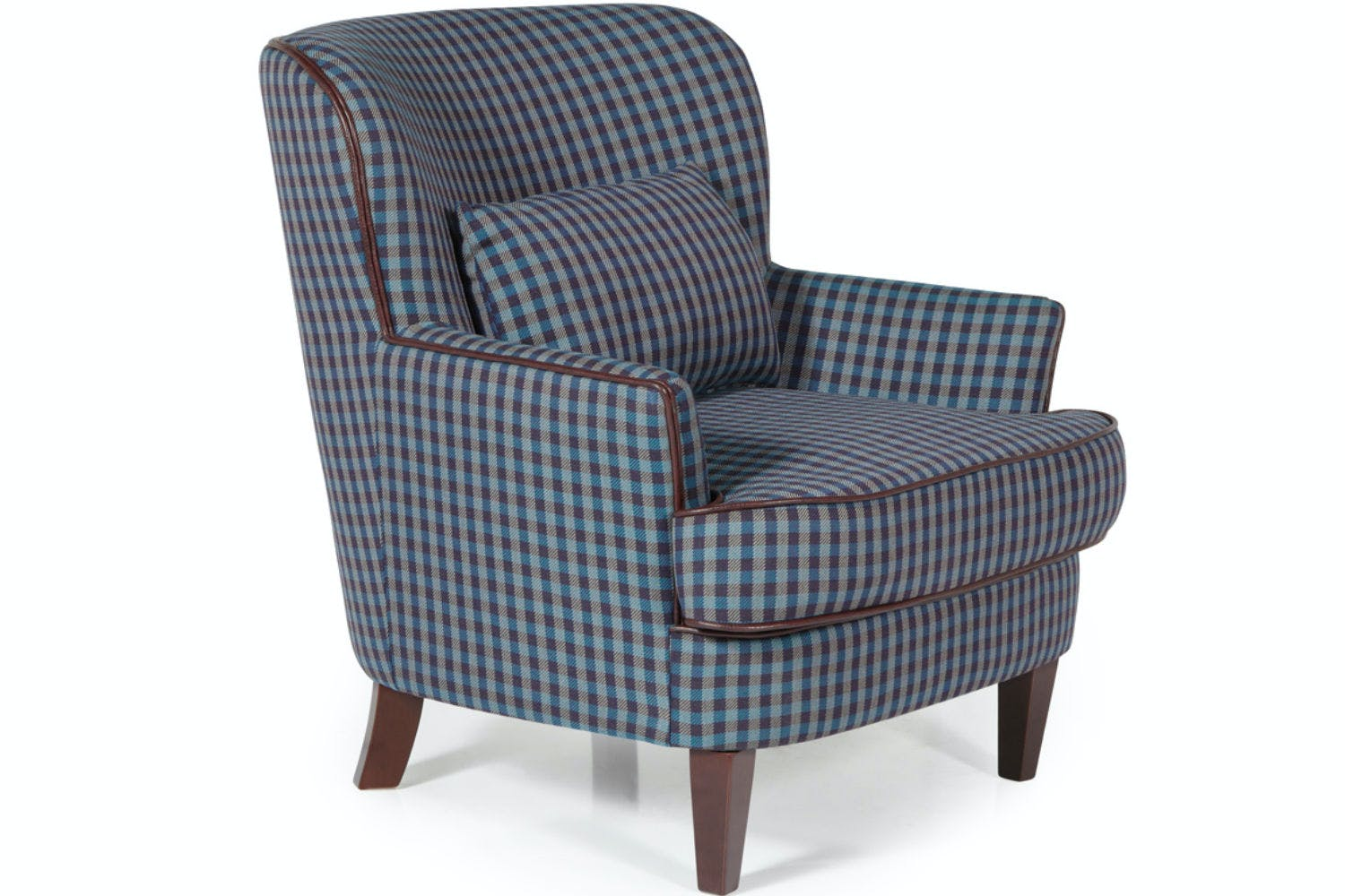 Trafalgar Bedroom Chair | Blue
