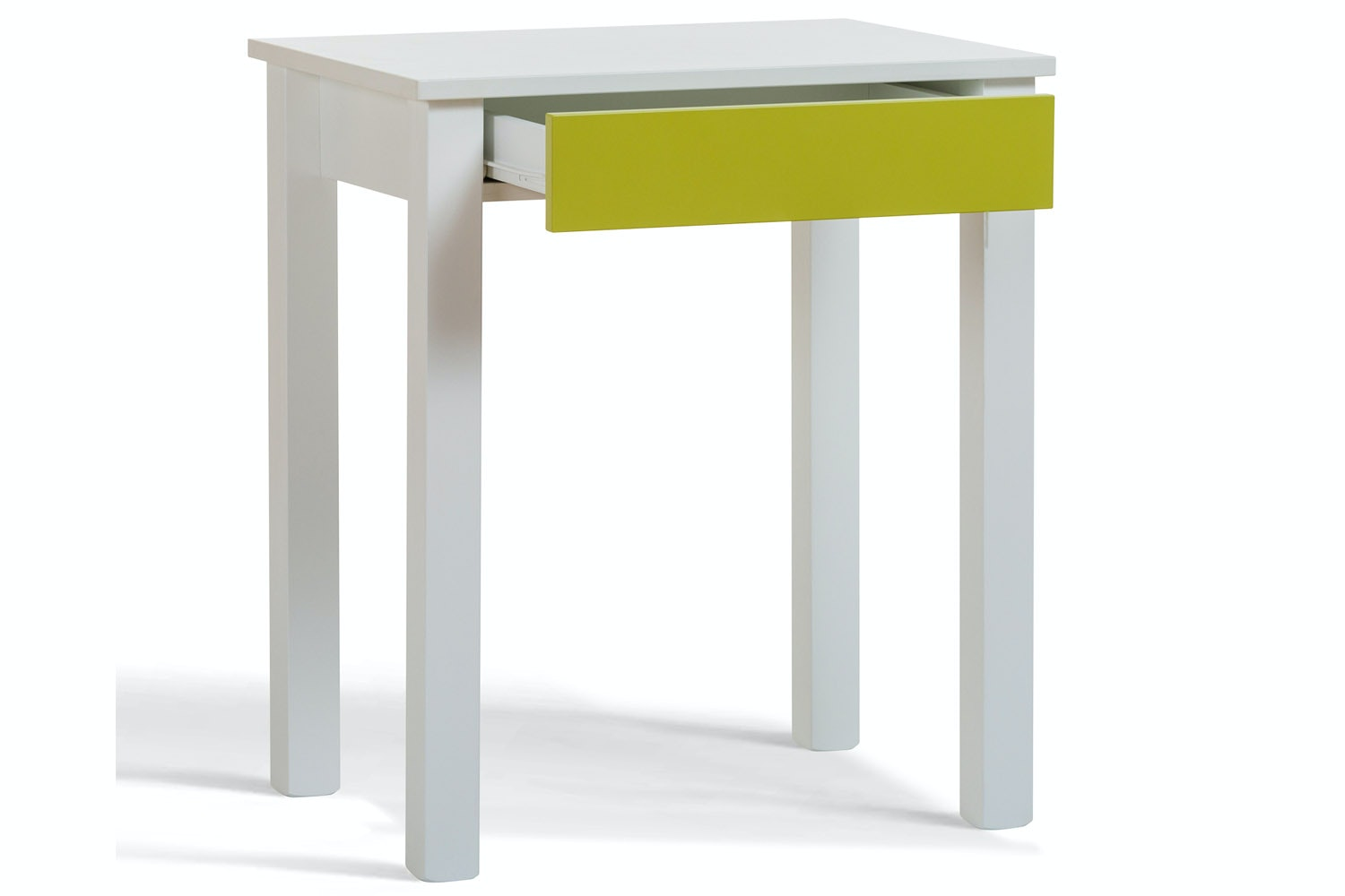 Urban 1 Drawer Study Desk | Green Drawers