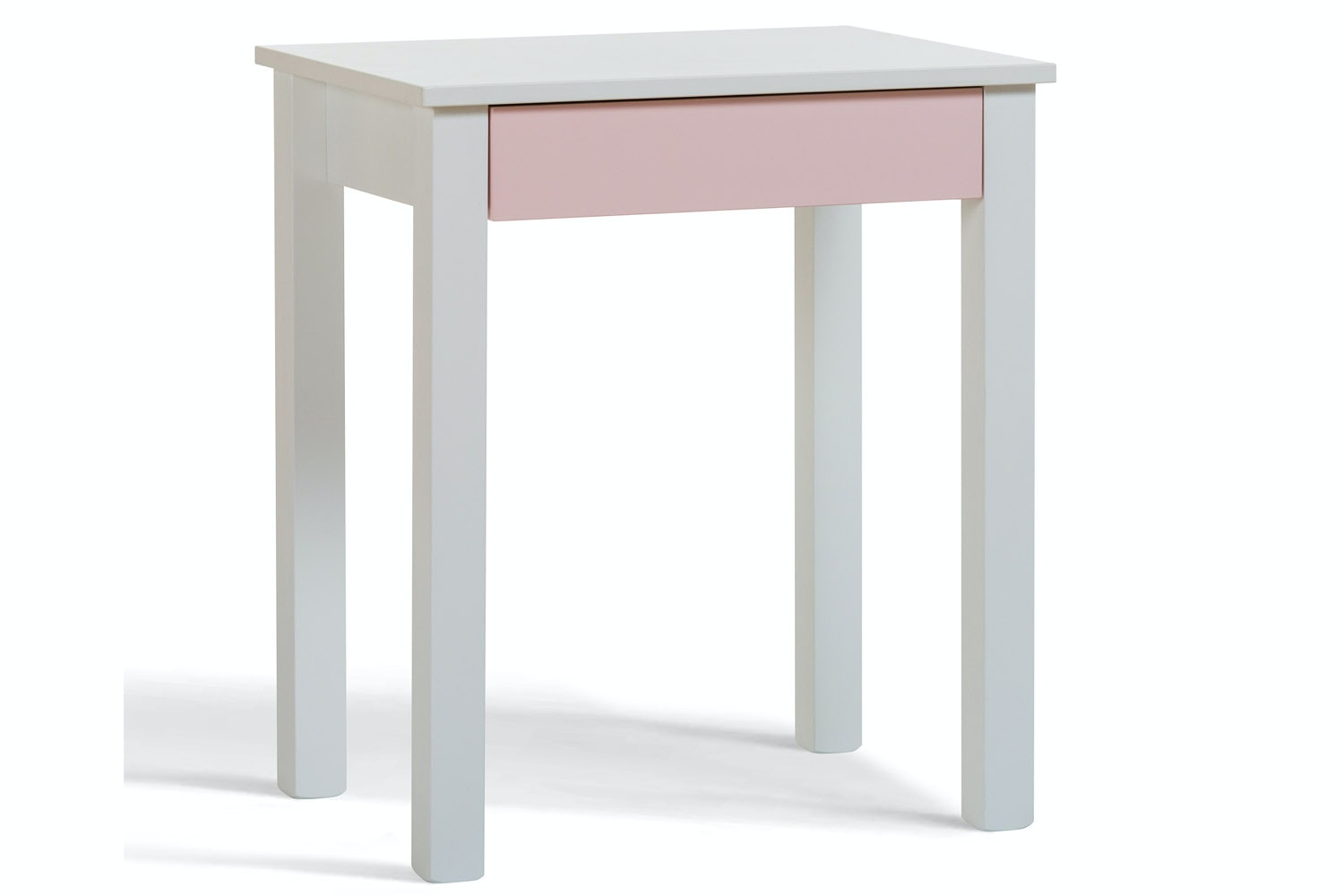Urban 1 Drawer Study Desk | Pink Drawers