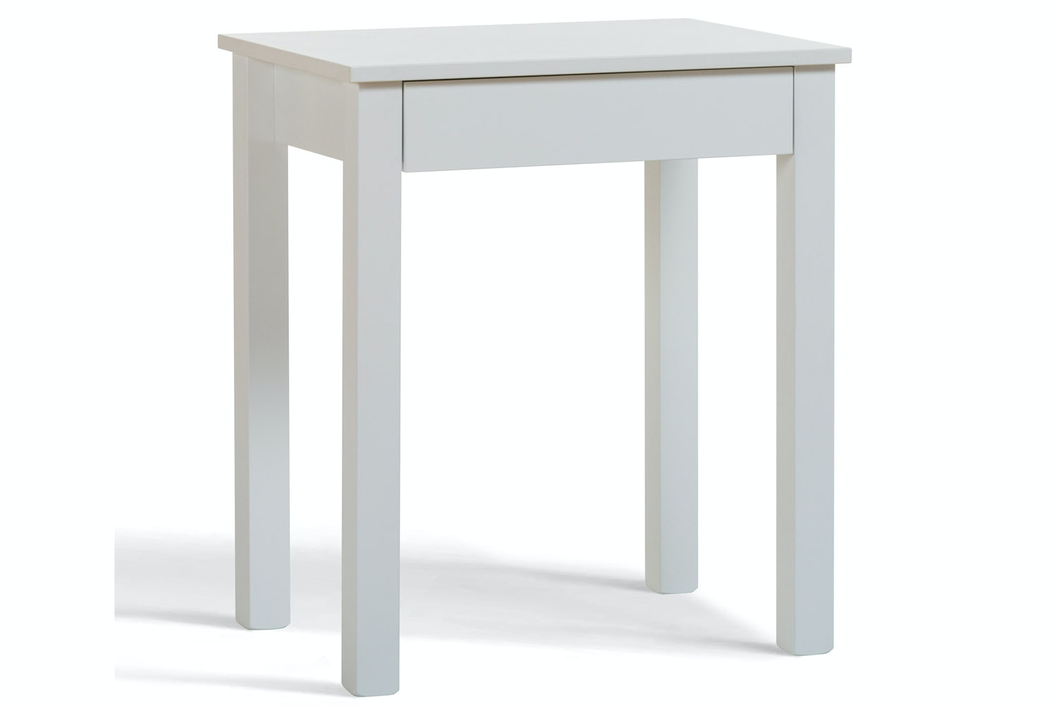 Urban 1 Drawer Study Desk | White Drawers