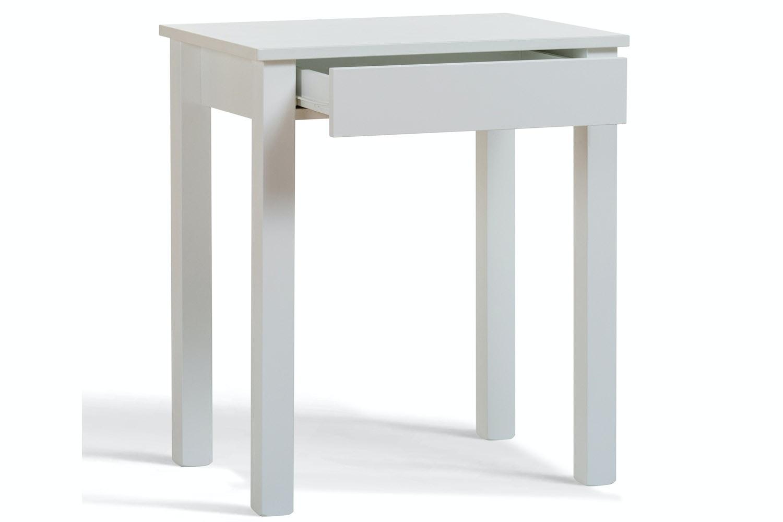 Urban 1 Drawer Study Desk | White Drawers
