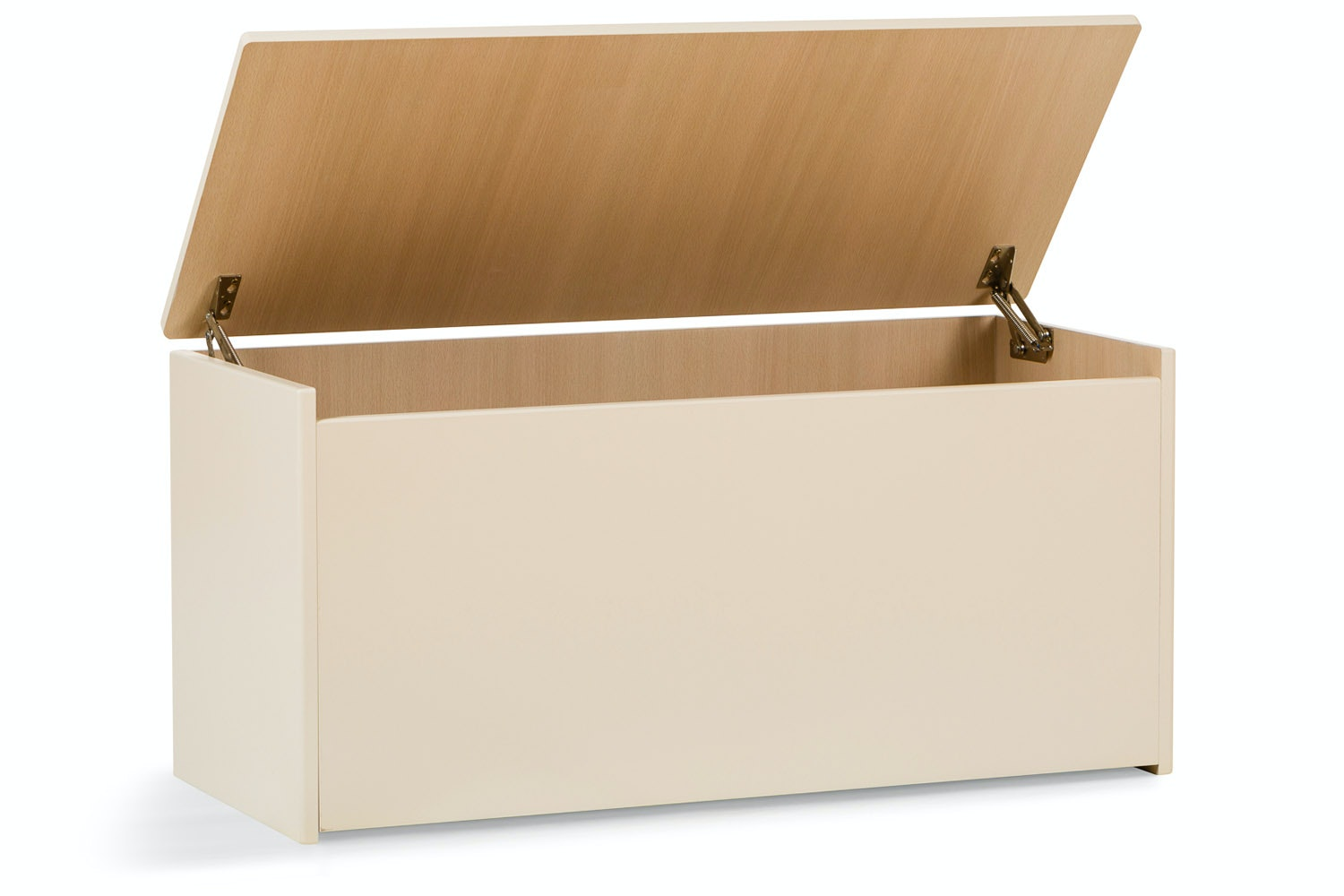 Urban Large Blanket Box | Cream