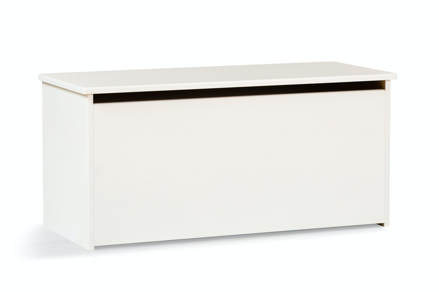 Urban Large Blanket Box | White