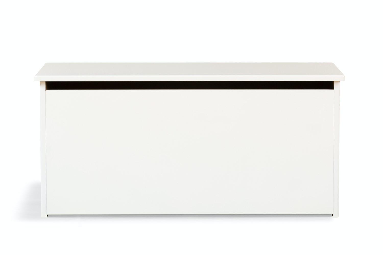 Urban Large Blanket Box | White