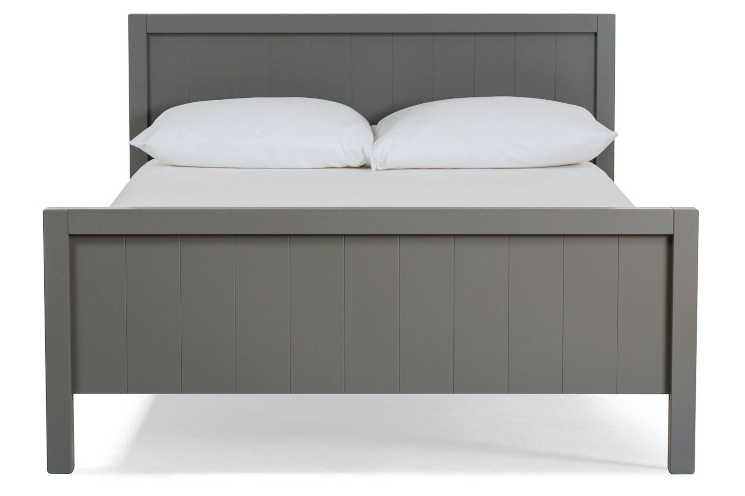Urban Grey Double Bed | 4ft6