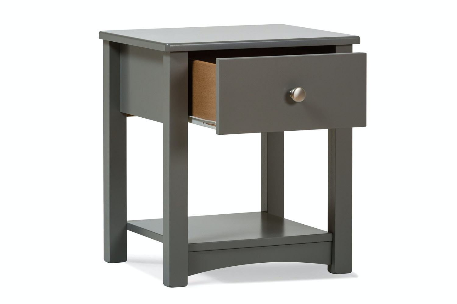 Urban Grey Bedside Locker | Grey Drawer