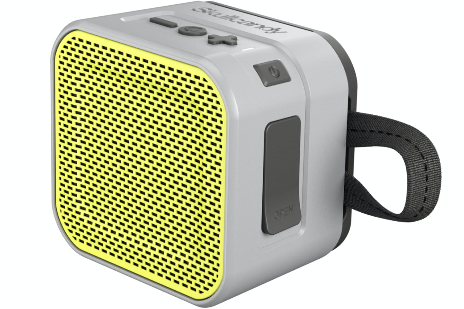 Skullcandy Barricade Speaker Hot Lime