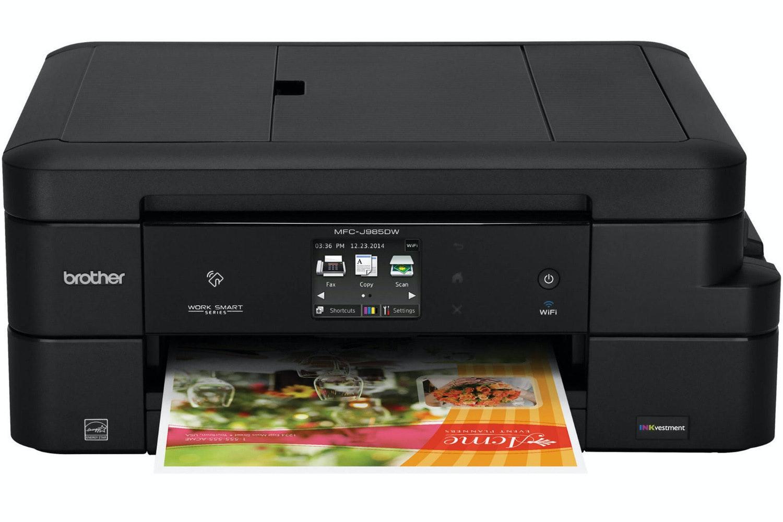 Brother Ink Jet Printer | MFCJ985DW